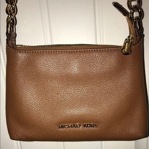 Michael Kors Bedford Leather Crossbody Bag